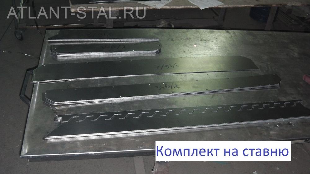 Віконниці на вікна металеві