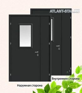дверь металлическая техническая волоколамск